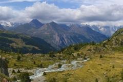 La Thuile, Val d'Aosta, Italy
