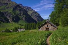 Val di Rhemes, Val d'Aosta, Italy